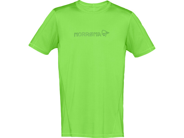 Norrøna M's /29 Tech T-Shirt Bamboo Green